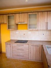 L alakú beépített konyha - abutorasztalos.hu