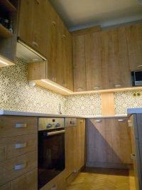 arlington tölgy beépített konyha led világítás - abutorasztalos.hu
