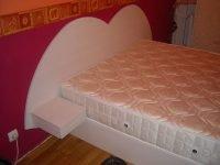 fehér ágykeret - abutorasztalos.hu