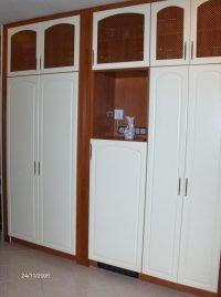 selyemfényű beépített szekrény- abutorasztalos.hu