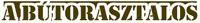 A bútorasztalos Logo