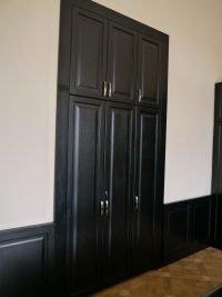 falfülkébe épített tölgy szekrény- abutorasztalos.hu