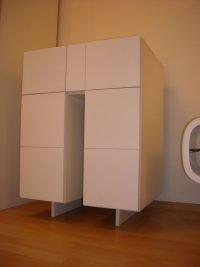 magasfényű fehér bútor- abutorasztalos.hu