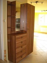 tükrös előszoba szekrény - abutorasztalos.hu