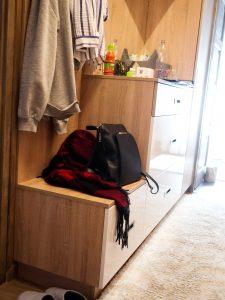 előszoba bútor színek - abutorasztalos.hu