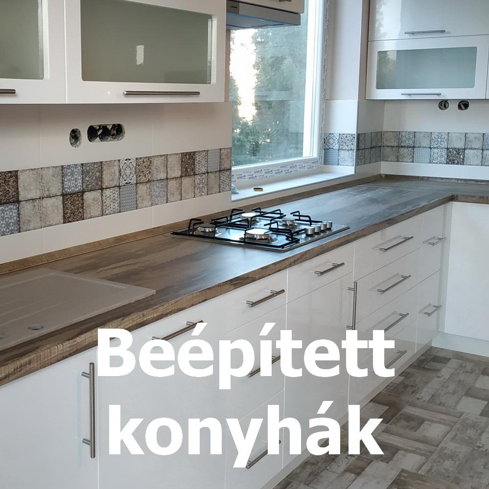Bútorasztalos - Beépített konyhák
