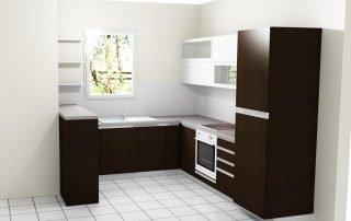 beépített konyha